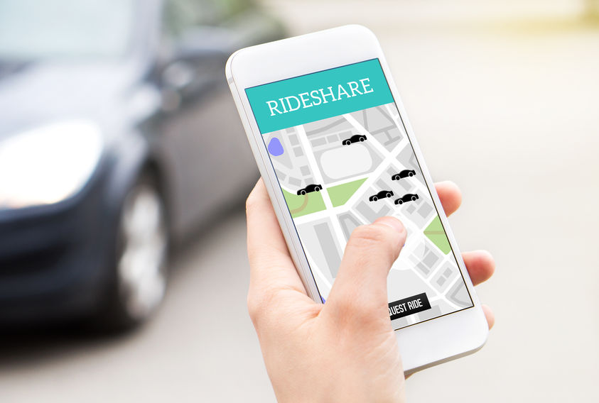What if My Uber Gets Into an Auto Accident?