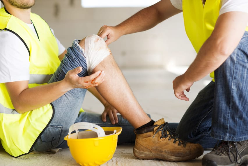 What to Do if You Get Injured in a Construction Accident