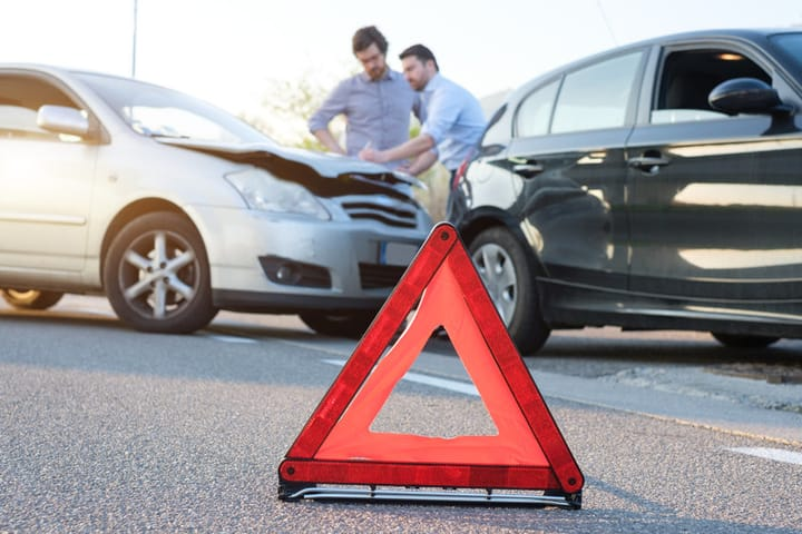 Car Accident in El Monte: Take Action with These 6 Steps